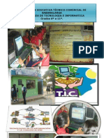Plan de Area Informática 2010 - 2012 Esp.Martha Narváez Cepeda