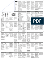 RCA Recorder RP5120_UMEN Manual