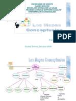 Mapas Conceptual 2009