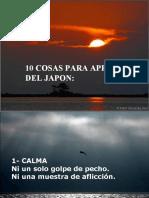 APRENDER DE JAPON