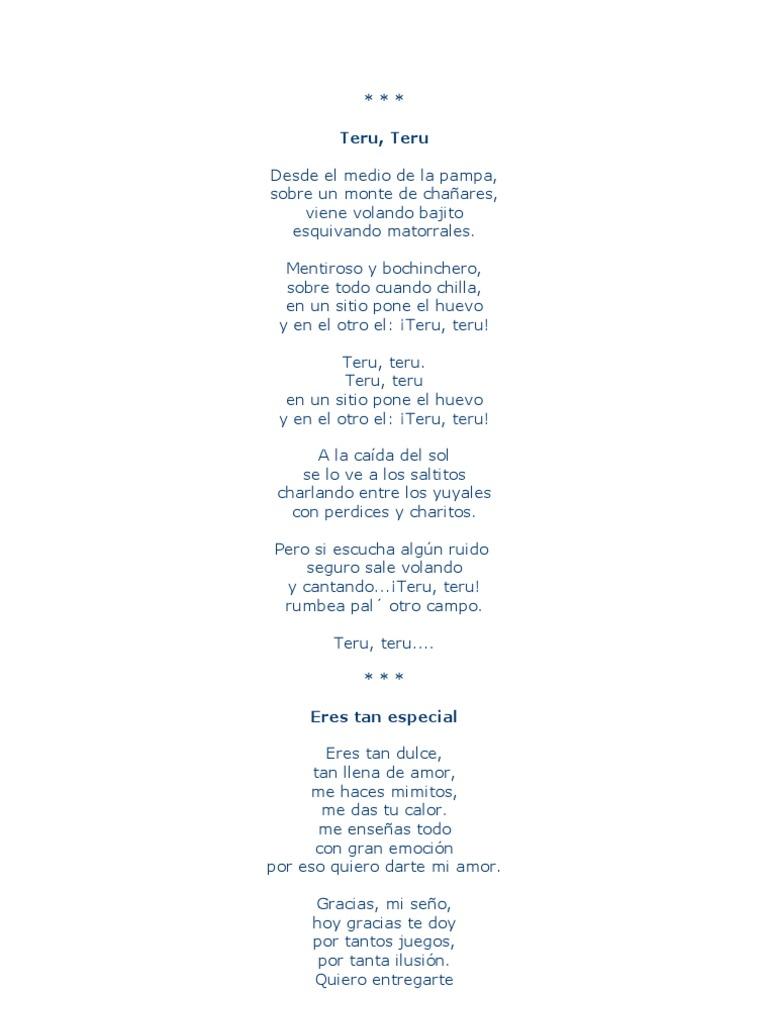 Canciones del jardin letras for Letra jardin prohibido