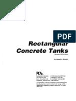 PCA Rectangular Concrete Tanks
