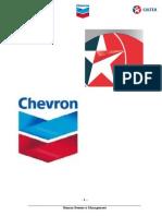 Chevron or CALTEX Report