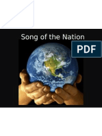 Song for the Nations Movie