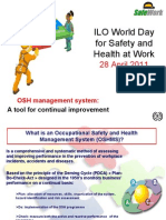 LFC - World Day for HSE - 28-04-11