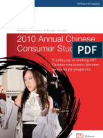 McKinsey Insights China - 2010 Annual Consumer Study - En