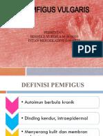 PEMFIGUS VULGARIS