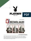 Entrevista Bechara Jalkh - Playboy - Junho 2001