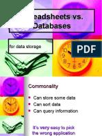 Spreadsheet vs Databases (12)