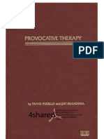 Frank Farrelly & Jeff Brandsma - Provocative Therapy