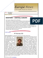 Pf Europe Newsletter April 2011