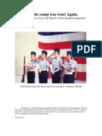 Cadet Color Guard Guide (2002)