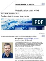 xVI05 Open Source Virtualization With KVM
