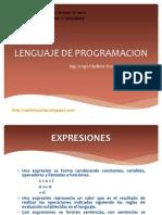 Lenguaje de Programacion Clase 4 Net 2010