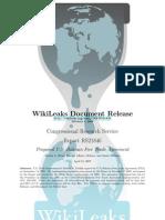BH-US FTA WikiLeaks Document
