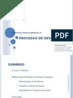 Processo de Design