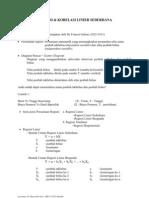 Regresi Dan Korelasi Linear