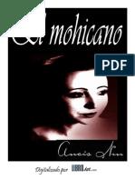 AnaisNin - El Mohicano (cuento)