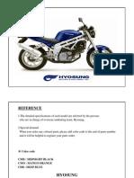 Gt 650 Part Catalogue
