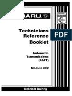 Automatic Transmissions (4EAT)