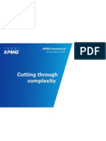 KPMG International Annual Review 2010