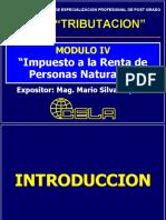 DATA SHOW  Mód. IV TRIBU (Mario Silva)