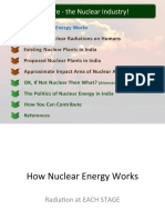 Nuclear Power Conspiracy and Danger in India
