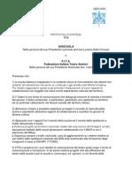 Protocollo Agis
