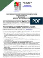 Regolamento VITERBO 2011