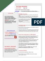 Newsletter 263
