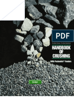 Handbook of Crushing2003