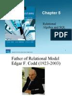 RelationalAlgebra 1