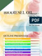 Presentasi Biodiesel