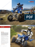 Yamaha  ATV Sports