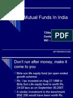 MF in India