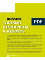 DOSSIER TURISMO RESIDENCIAL