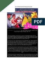 Thông tin về Lễ Phật đản Hàn Quốc