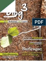 Blog3Magazine Nr.1 Maggio2011