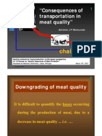 Consequences Transportation in Meat Quality 18042001 FMV  transporte animal qualidade carne