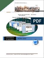 Revista Compus 12_word 2010-Jose de la Rosa Vidal-capacitacion de alto impacto-Lima- Peru- todalatinoamerica