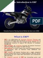 2. Intro to ERP