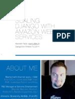 Scaling Django Apps With Amazon AWS