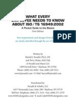 Sample - Ts 16949 Pocket Guide