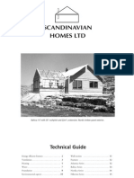 Casa de Madeira Technical-Guide