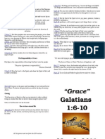 Sermon Notes May 8 2011