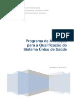 Programa Avaliacao Qualificacao SUS Versao3