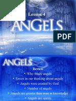 Angels Lesson 4