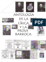 ANTOLOGÍA BARROCA