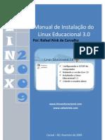 Linux Educacional 3.0