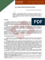 INTRODUÇÃO À TEORIA DO DIREITO DE RONALD DWORKIN